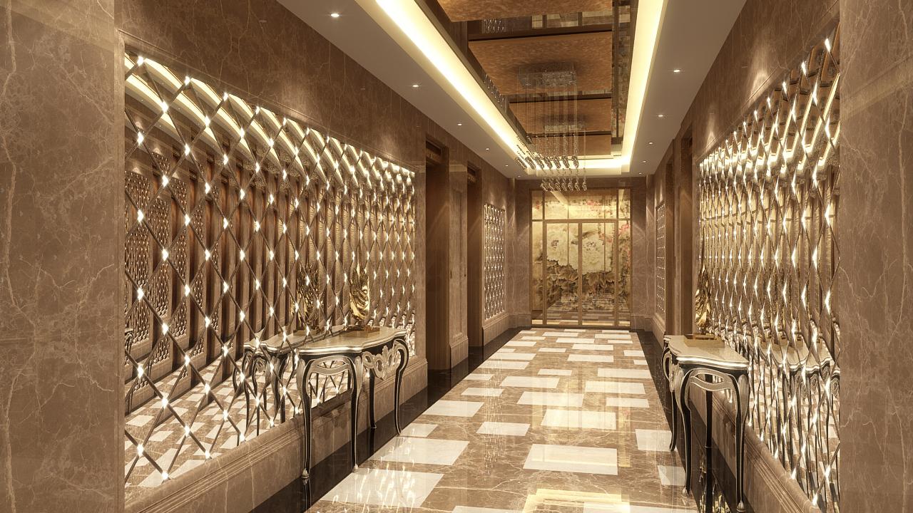 Sheffield holdings gallery for 100 floors floor 97
